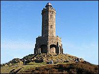 wales famous landmarks