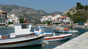 Harbour in Greece © Carole West