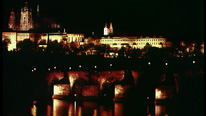 PRAGUE SKYLINE AT NIGHT 1© BBC HORNER, CZECH REPUBLIC PRAGUE