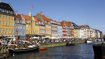 General views of Copenhagen, Denmark, © BBC.
