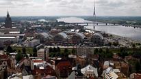 Riga, Latvia © BBC