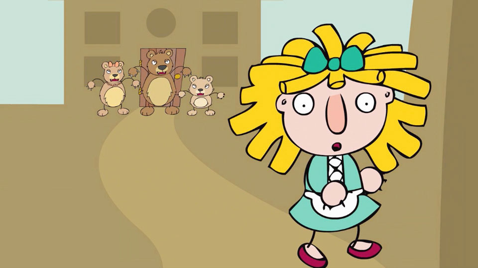 BBC School Radio: Nursery rhymes and songs - When Goldilocks went to the house of the bears