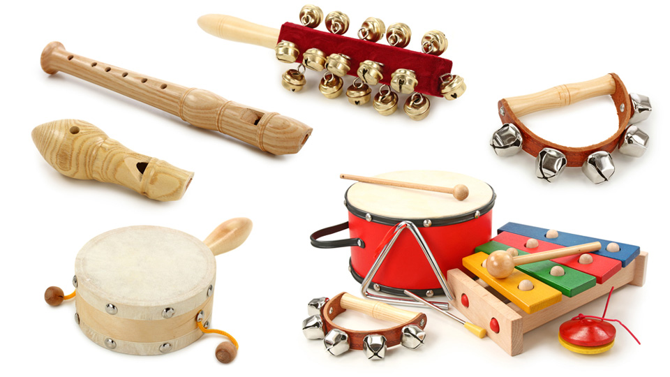 BBC School Radio. Early Learning: Stimulus sounds - Rhythm