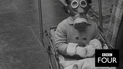 First World War Gas Mask. in the First World War,