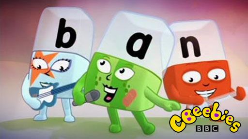 'B', 'N' and 'D' need one of the vowels to be the singer in their 'Band'