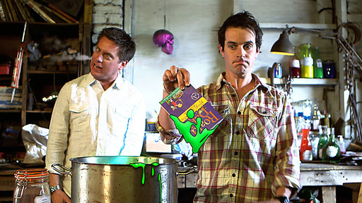 George's Marvellous Medicine by Roald Dahl with Dick & Dom
