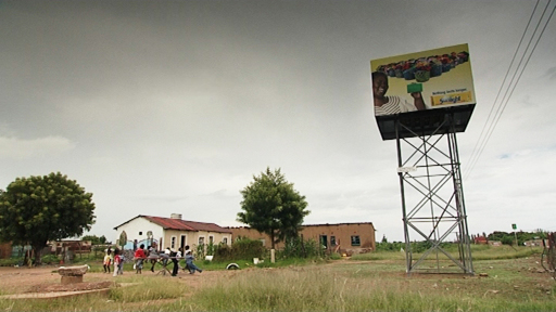 A low-tech design solution for water collection in South Africa
