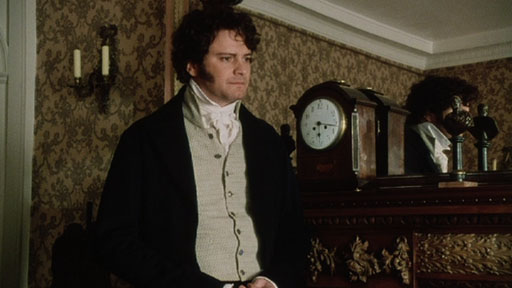 Pride and Prejudice - Elizabeth rejects Mr Darcy