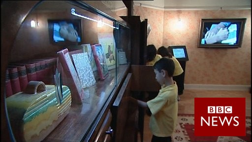 Tour of Holocaust exhibition aimed at children