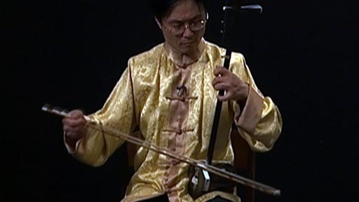 BBC - Learning Zone Class Clips - Erhu performance techniques ...