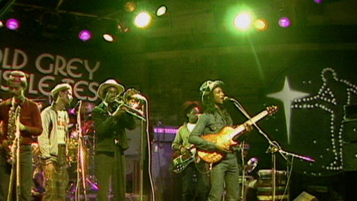 'African Children' performed by Reggae band Aswad