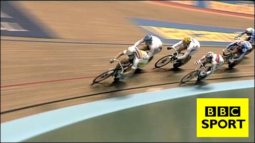 Track cycling - endurance events