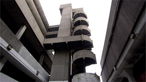 Examples of 'brutalist' architecture in England