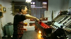 The White Horse Printing Press offers hope to the disabled in Chengdu (pt 1/3)
