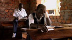 The economics of education in an African school