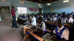Sex education in an African school