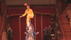 Daily lives of children working in Russian circuses (pt 1/3)