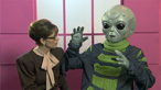 Martian Interviewed on Chat Show