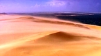 Sand dune formation and movement - the Dune of Pilat