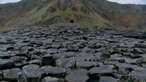 How was the Giant's Causeway formed?