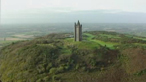 Scrabo Tower in Co Down.