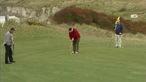 Conservation work at Portrush golf course in Northern Ireland