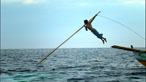 Sustainable fishing: Lamalera whale-hunters in Indonesia