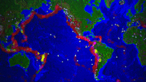Seismometers prove the theory of plate tectonics