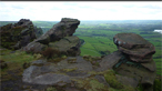 How the Roaches in the Peak District were formed
