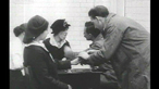 What did women do during the First World War?