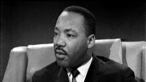 Martin Luther King explains his non-violent methods of protest