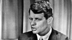 US Attorney General Robert Kennedy speaking about Civil Rights, 1963