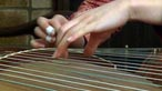 Performance techniques on the guzheng or Chinese zither