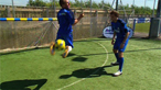 Brazilian soccer skills - the Rai