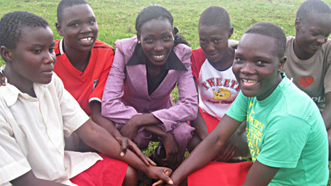 World Olympic Dreams - Masai Siblings