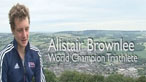 World Olympic Dreams - Alistair Brownlee