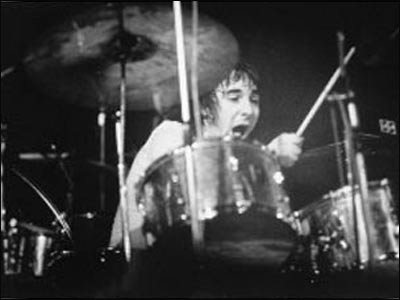 Keith Moon, the Who pic: Chris McCourt