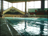 Bbc leeds places love it or loathe it for Leeds international swimming pool
