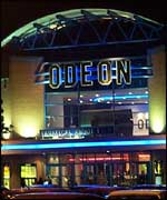 odeon cinema leicester