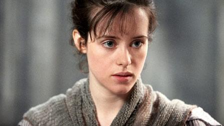 Claire Foy as Little Dorrit