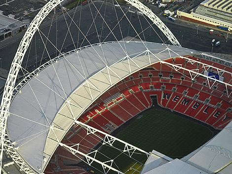 Wembley Pitch Redcafe Net