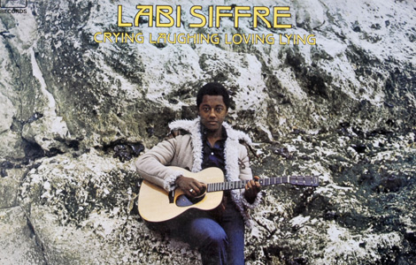 Labi Siffre is one of the most famous 'out' artist-musicians.