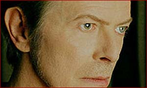 David Bowies Eyes Snopescom