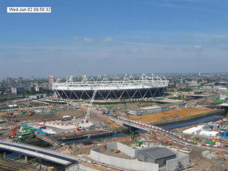 Олімпійський стадіон 2012 в Лондоні