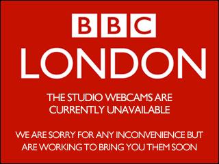 Webcam  Radio Studio 2  BBC London   UK London United Kingdom - Webcams Abroad live images
