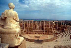 Amphitheatre Libya | RM.