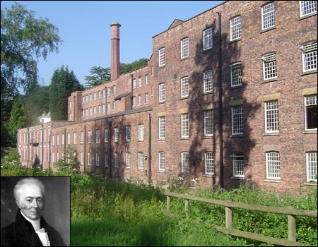 quarry bank mill twin