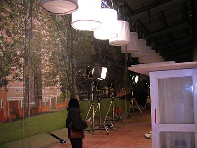 The new Shameless set in Wythenshawe (23 April 2007): the Chatsworth Estate