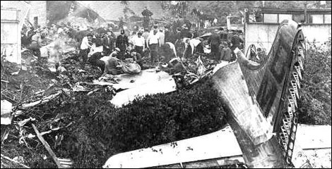Bbc Manchester History Stockport Air Crash