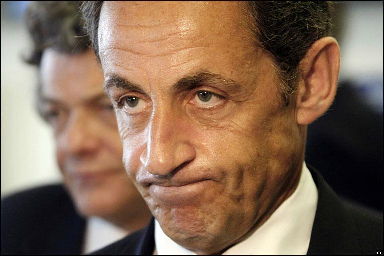 HAYINFO Пользователи Facebook решили опротестовать визит Саркози в Тбилиси